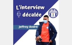 Interview décalée 9 : Jeffrey André